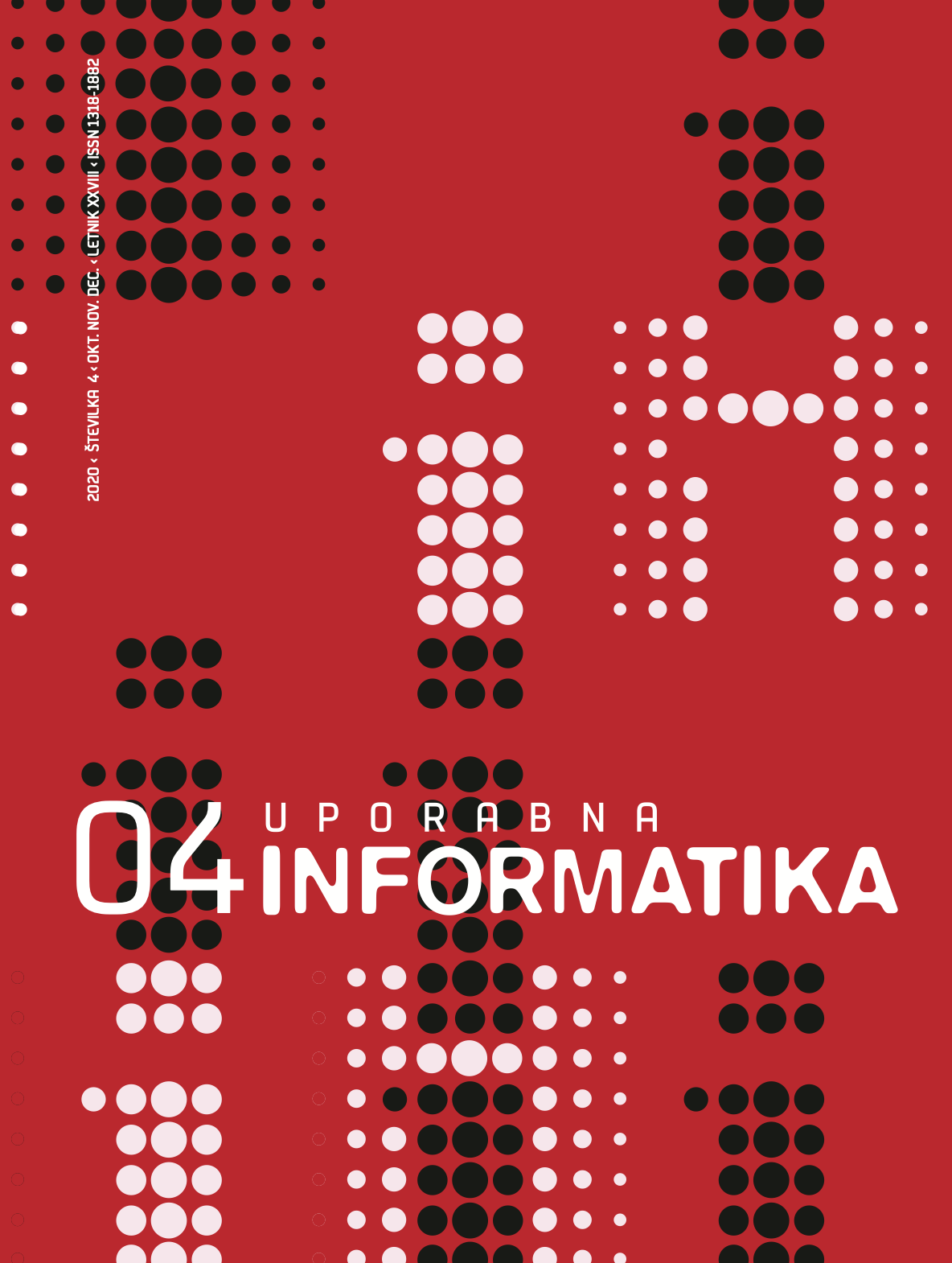 Poglej Letn. 28 Št. 4 (2020): Uporabna informatika