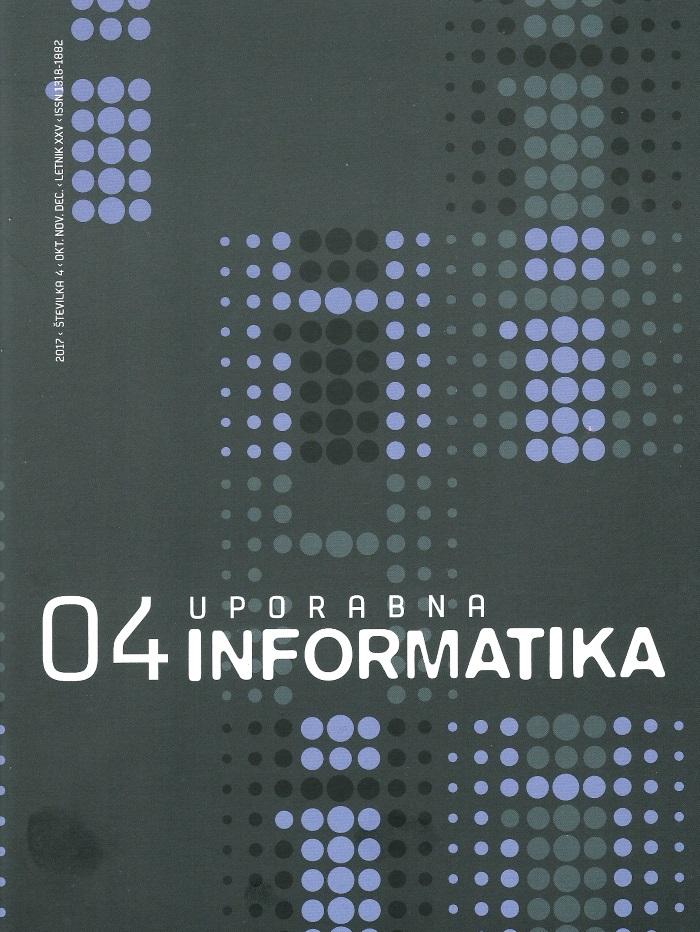 Poglej Št. 4 (2017): Uporabna informatika